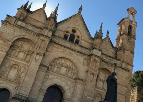 Church in Antequera