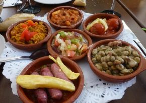 Tapas assortment