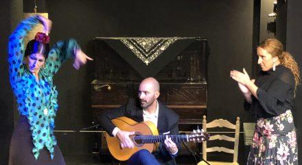 Market, Tapas and Flamenco Tour