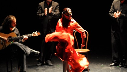 Evening Flamenco and Tapas Tour