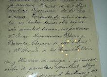 Picasso Birth certificate